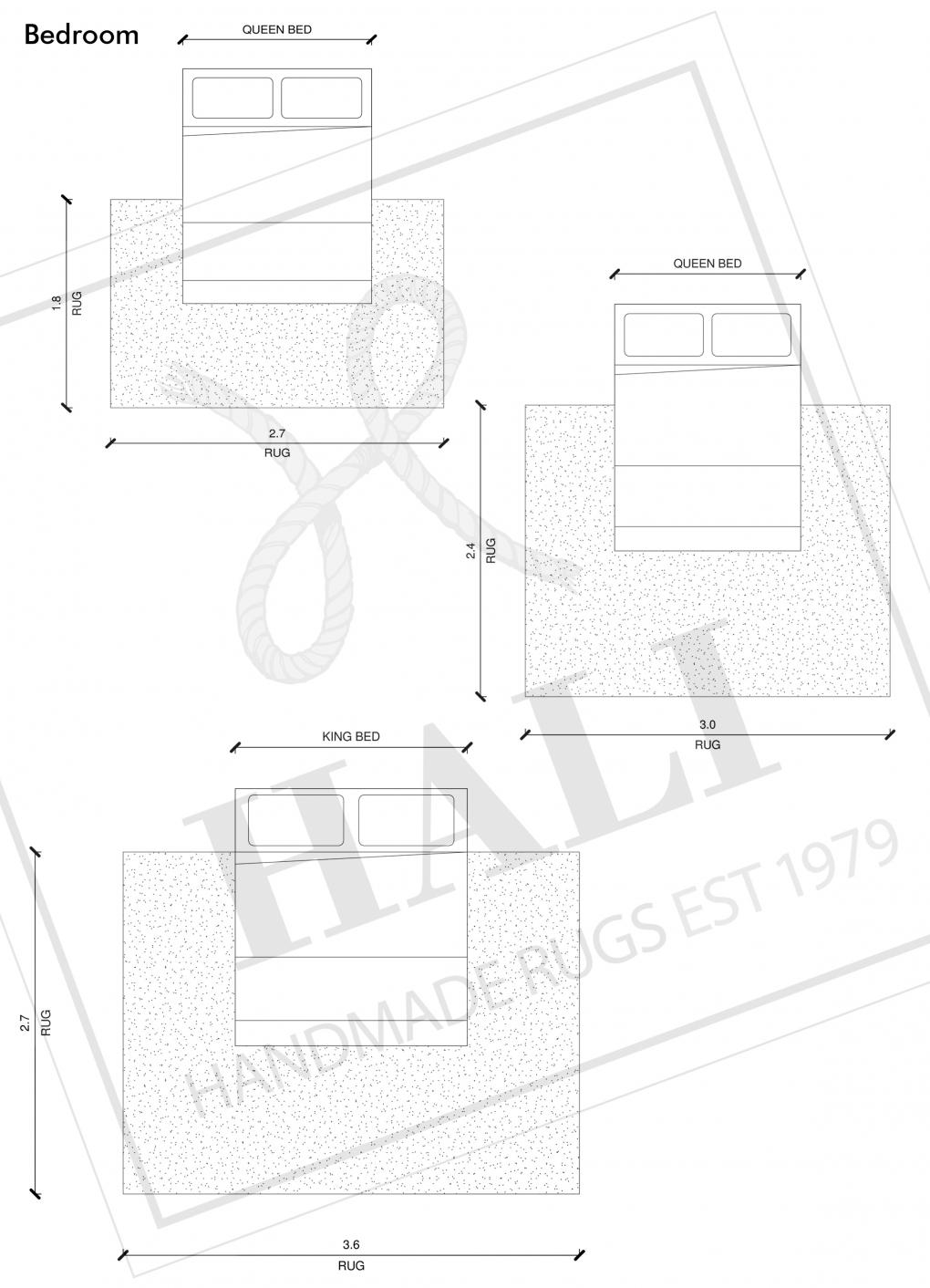 Bedroom Layouts Watermarked