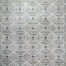 zoomable rug pattern image showing design of the diamonds ivory coloured rug  from the hali 100% pure wool collection